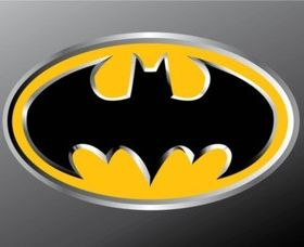 Batman Emblem vector