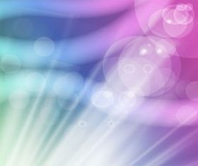 Colorful Rays Background vectors graphics