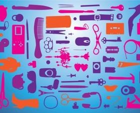 Free Graphics Collection vector