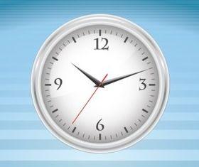 Clock Illustration vector