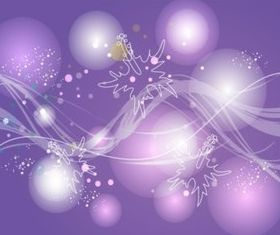Purple Energy Background vectors graphic