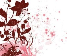 Lovely Floral vector