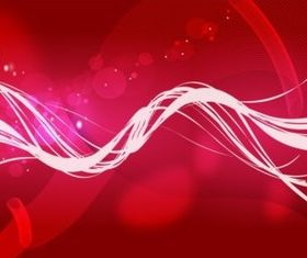 Red Twist background vector
