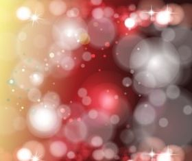 Light Glimmer Background vector