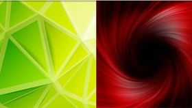 Abstract Style Backgrounds 18 vector