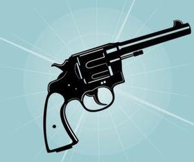 Revolver vectors material