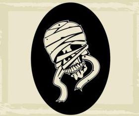 Mummy Graphic vector