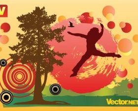 Free Autumn vector