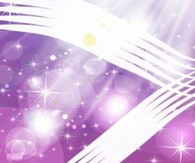 Purple Glitter Background vector