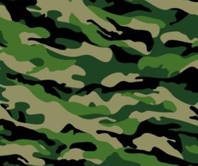Military Pattern vector