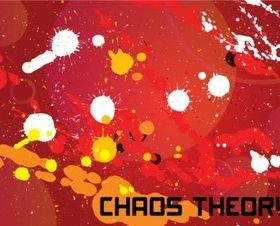 Drop Paint Chaos vector graphic