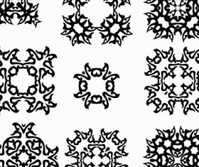 Ornate Decorative Elements 2 vector