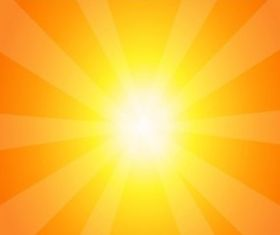 Sunny Background vector graphics