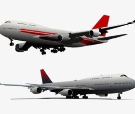 Planes vector graphics