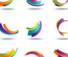Creative Logotypes 4 vector graphic
