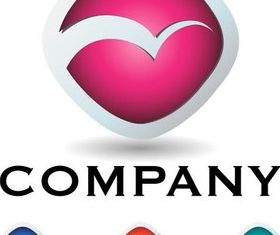 Company Logo free vector graphics