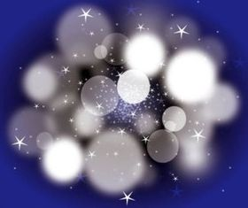 Dream Bubbles background vector