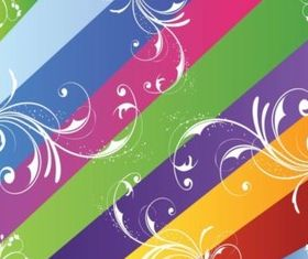 Colorful Lines vector set