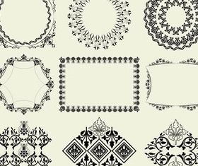 Design Elements 3 vectors graphics