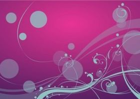 Beautiful Ornaments background vector