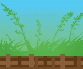Free Garden Graphics vectors