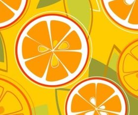 Orange background Graphics vector