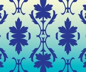 Floral Pattern Footage set vector