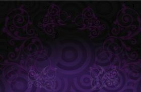 Circles Background vector graphics