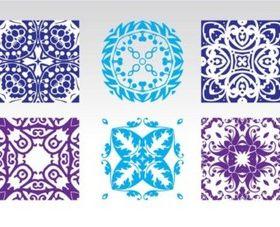 Seamless Pattern Tiles vector