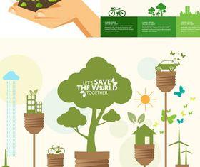 Save World vector