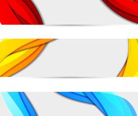 Banners graphic vector