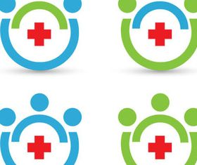 Medical Logotypes vector graphics
