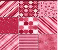 Pink Pattern background 3 vectors graphic