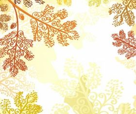 Autumn Leaves Free vector