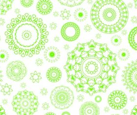 Floral Pattern Background vector free download