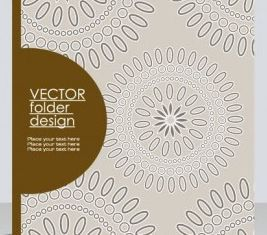 classic pattern background 06 vector