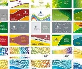 Money card business background vectors