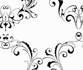 Ornamental Frames 6 vector