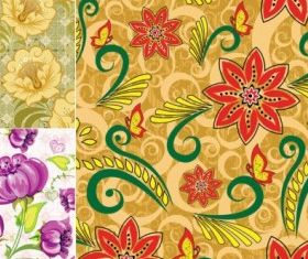 The background fabric pattern vector graphic