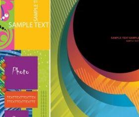template background design vectors