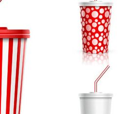 3d Cups free Illustration vector