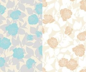 roses background Free vector