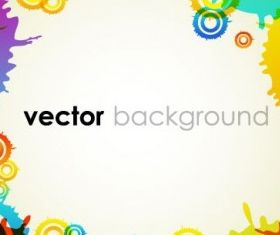 Colorful background 4 vector