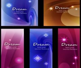 dream background creative vector