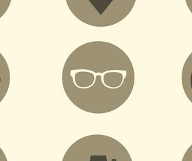 Trendy Icons design vectors