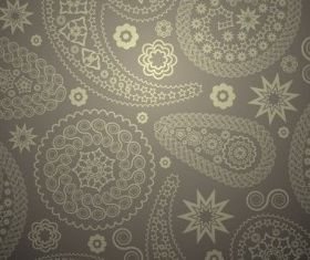 Paisley Background vector