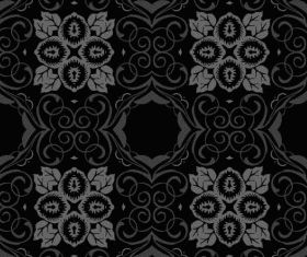 Stylish Flower Background vector