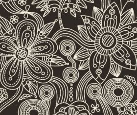 classic pattern background 06 vectors graphic