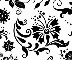 Floral Ornament Elements Mix 22 vectors