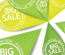 sales discount graphic vectors